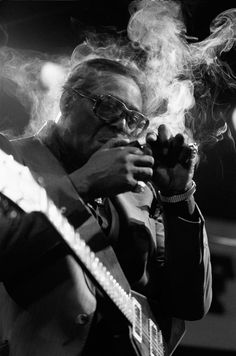 Albert King | To This Day, One Of The Greatest Guitarists In History, Gettin Up There In The Years But He's Kickin'
