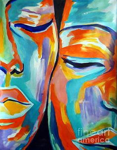 At Rest Painting by Helena Wierzbicki Chalk Pastel Art, Oil Pastel Art, Oil Pastel Drawings, Art Drawings, Chalk Pastels, Abstract Portrait Painting, Portrait Art, Encaustic Painting, Hippie Art