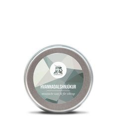 Cire à moustache Hvannadalshnjúkur Fit For Vikings Argan Oil, Jojoba Oil, Moustache, Vikings, Beard Wax, Nut Allergies, Sweet Almond Oil, Grow Hair, Natural Oils