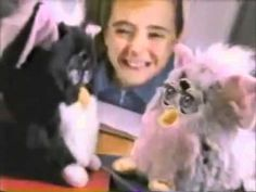 Furby Commercial (30-second variant, 1998). Not since Teddy Ruxpin have I been more afraid.