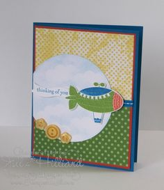 Jill's Card Creations: Moving Forward