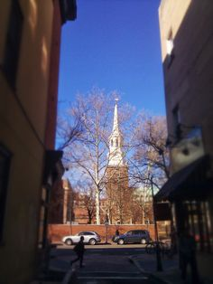 The Christ Church in Old City, PA.