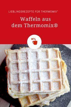 Waffeln aus dem Thermomix® – Foto: Nicole Stroschein