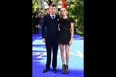 Garrett Hedlund et Cara Delevingne à Londres le 20 septembre 2015
