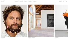 Portra — Responsive Horizontal Portfolio Theme For Photographers