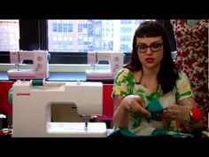 How To Use Selvage For Support When Sewing Dresses with Gretchen Hirsch. Click: http://www.craftsy.com/ext/Pinterest_29_1