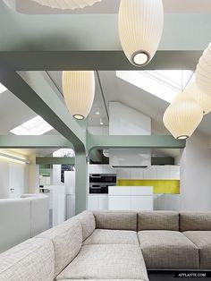 Apartment D // Ippolito Fleitz Group | Afflante.com