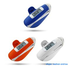 Pedometers With Led Torch
