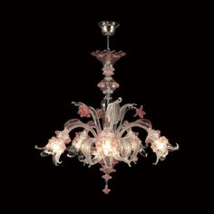 Murano Lighting Secolo sognidicristallo.it