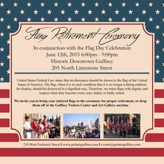 flag day ceremony june 14th