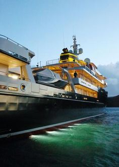 Yersin — the yacht equipped to protect the planet as well as explore it Explorer Yacht, Tool Sheds, Super Yachts, Luxury Yachts, Luxury Lifestyle, My Dream, 19th Century, Planets, Cruise