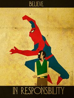 Believe - Spiderman by *KerrithJohnson on deviantART