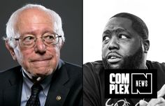 Rapper Killer Mike and Bernie Sanders discuss how Sanders' political ideas coincide with the concepts Mike raps about. Killer Mike sees a lot of the issues Sanders talks about as incredibly relevant to his community and to all black communities. Social justice is also touched upon as a progressive part of Sanders' campaign as well as Mike's childhood.