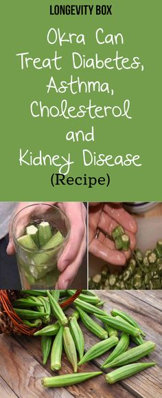 When was the last time you've eaten okra? Do you know about it's powers to beat the famous diseases of the 21st century? Read more on our link
