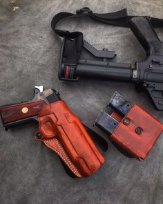 Fantastic photo by Galco Ambassador Eli Duckworth, See if we have a Speed Paddle to fit your pistol! Sob Holster, Holsters, Pancake Holster, Paddle Holster, Open Carry, Rifle Sling, Hand Molding, 38 Super, Concealed Carry