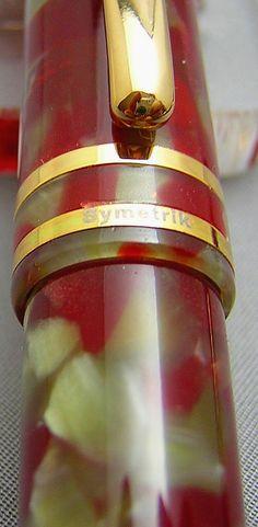 Conklin Symetrik fountain pen