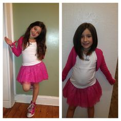 Meet Gianna, the cutest girl in the world! As part of Breast Can