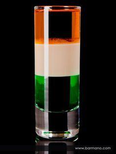 Irish Flag Shooter