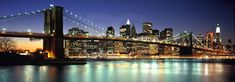 Walk the Brooklyn Bridge & order Grimaldi's Pizza before so you can beat the lines!