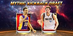 Try your Luck in a Mythic Drafts today and receive Kickbacks for a Limited Time!