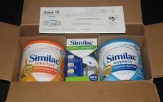Get $329 in FREE products from Similac!!!