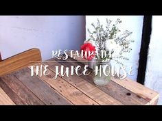 The Time to Chill Out sobre #thejuicehouse