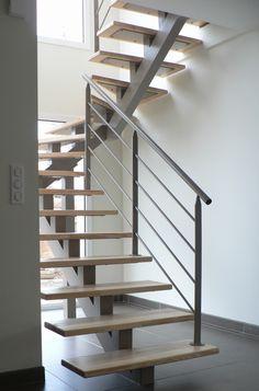 Abc Serrurerie : Le spécialiste de l'escalier sur mesure...