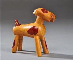 Kay Bojesen, 1886-1958. Tim the dog