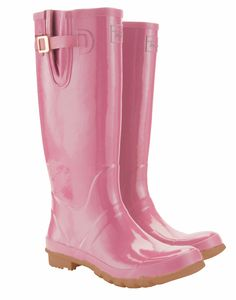 Women Premium Wellies, Violet