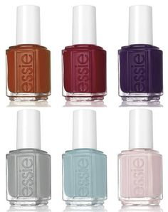 Essie Go Go Geisha Fall 2016 Collection – Beauty Trends and Latest Makeup…
