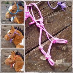 Mini rope Halter