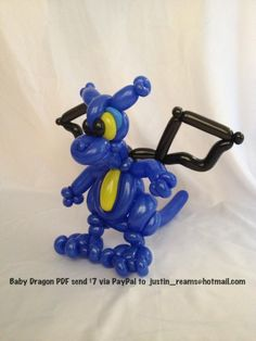 Dragon balloon art: Purchase your balloon PDF tutorial. Just send payment and your email address and you get PDF within 24 hours.   Facebook page: Twist of fun! Balloon art.