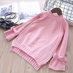 Emma Cozy Sweater Sweater Shop, Cozy Sweaters, Warm And Cozy, Sleeve Styles, Crop Tops, Cute, Sleeves, Model, Cotton