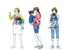 How to pick up Conan! Detective Conan Ran, Detective Conan Shinichi, Ran And Shinichi, Kudo Shinichi, Conan Comics, Detektif Conan, Magic Kaito, Sherlock Holmes, Gosho Aoyama