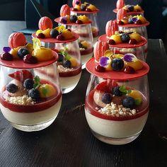 Raspberry, Vanilla and Lemon #pastry #patisserie #pastrychef #dessert #dessertmastersvidal31