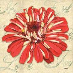 Cuadro Floral Dream I