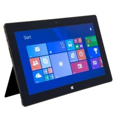"""#iShopinternational.com Shop International! Shop from the USA #Microsoft Surface RT 10.6"""" HD #Tablet 32GB, Wi-Fi - Black (7XR-00001) Manufacturer refurbished @ Rs 14985 /- only http://ebay.to/1Csa9HT"""