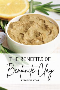 If you have never heard of bentonite clay, you need to read this. Bentonite clay is one of the most amazing substances in the world. It is a powerful full-body detox, prebiotic, and natural healer! Keep reading to find out all the ways you can take advantage of the benefits of bentonite clay!
