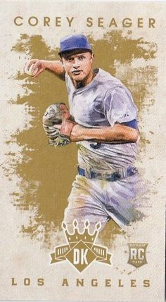 Dodgers Blue Heaven: 2016 Panini Diamond Kings - All the Dodgers Mini Cards *** Corey Seager Baseball Players, Baseball Cards, Suntrust Park, Dodgers Girl, Dodger Blue, Go Blue, Los Angeles Dodgers, Outdoor Activities, Heaven