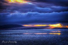 Sunrise over Blackrock Co Louth