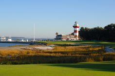 Harbour Town (Hilton Head Island, S.C.). This is number 18, great finishing hole
