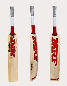 MRF VK Grand Edition 3D Embossed Cricket Bat Sticker 2D Sticker /& Bat Grip Free