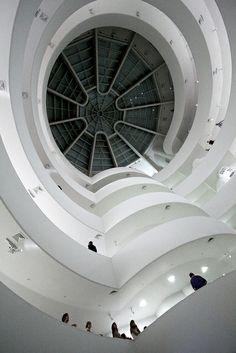 Guggenheim Museum, New York City.