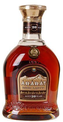 ARARAT Armenian Cognac $76.99