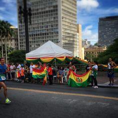 #grimace #saosilvestre2015 #running #corrida #bolivia