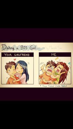 Dating a BJJ Girl.