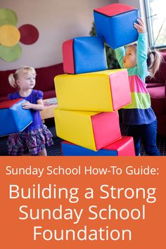 If you want to impact kids for eternity through your children's ministry, you have to start with the ministry. A solid foundation is essential to building and sustaining a strong ministry. This guide gives insight on ways to build a solid foundation for your Sunday school ministry with God's Word as the base. It dives deeper into the following six principles, which are key to helping you develop a strong and thriving ministry. #kidmin