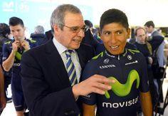 Nairo Quintana lidera a un Movistar que busca reconquistar el Tour - Yahoo Deportes