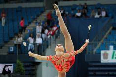 Anastasia Mulmina, Ukraine