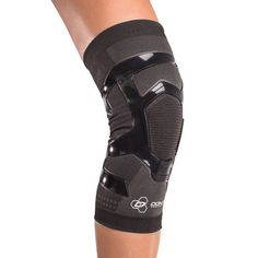 DonJoy Performance Trizone Left Knee Brace Black - Sport Medicine And Accessories at Academy Sports